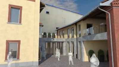 Progetto di via Appiani, Monza